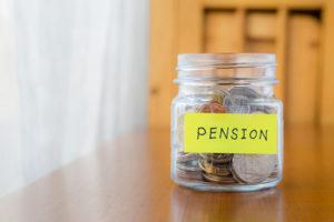 pension report
