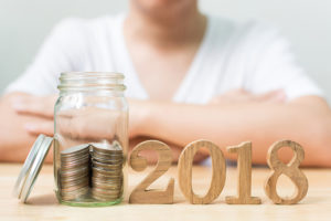 2018 financial future