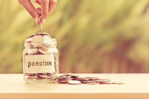 contracting and pensions