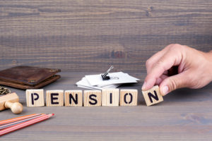 paying into your pension